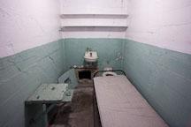 Alcatraz prison cell. - Photo #28905