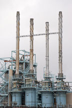ARCO refinery, Carson, California, USA. - Photo #6905