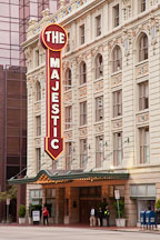 Majestic theatre. Dallas, Texas. - Photo #24705