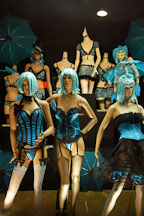 Store display at Trashy Lingerie. Los Angeles, California, USA. - Photo #6750
