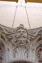 Architectural detail. Venice,  California, USA. - Photo #6951