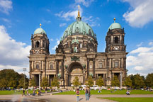 Belin Cathedral on Museum Island. - Photo #30651