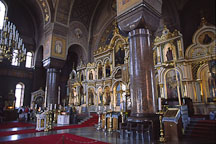 Interior of Uspensky Cathedral. Helsinki, Finland. - Photo #451