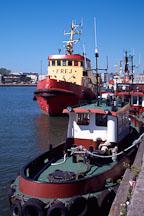 Tugboats. Hietalahti Sandviken, Helsinki, Finland - Photo #351