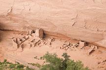 Antelope House, an Ancestral Puebloan ruin. Canyon de Chelly NM, Arizona. - Photo #18352