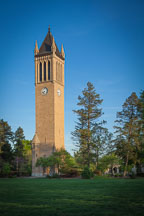 Campanile at Iowa State University. - Photo #32852