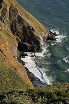 Marin headlands. - Photo #2752