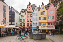 Fischmarkt. Cologne, Germany. - Photo #30653