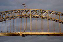Sydney Harbour bridge. Sydney, Australia. - Photo #1453