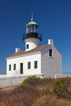Point Loma Lighthouse. San Diego, California. - Photo #26053