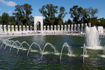 National World War II Memorial. Washington, D.C., USA. - Photo #11454