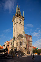 Old Town Hall Tower. Prague, Czech Republic. - Photo #30154