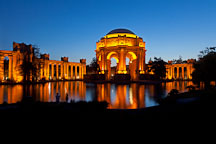 San Francisco Palace of Fine Arts. - Photo #28954