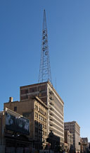 KRKD tower. Los Angeles, California, USA. - Photo #7955