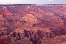 View looking northward from Hopi Point. Grand Canyon NP, Arizona. - Photo #17355
