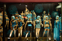 Mannequins at Trashy Lingerie. Los Angeles, California, USA. - Photo #6755
