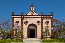 Temple Beth Israel. San Diego, California. - Photo #26355