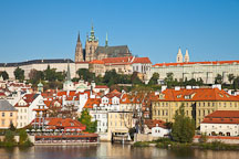 Prague castle. Prague, Czech Republic. - Photo #29956