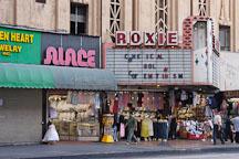 Roxie theater. Los Angeles, California, USA. - Photo #7956