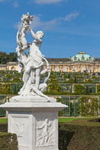 Sanssouci sculpture. - Photo #30457