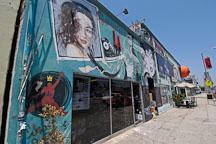 Melrose Avenue. Los Angeles, California, USA. - Photo #7357
