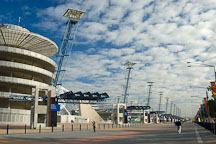 Sydney Olympic Stadium (Stadium Australia). - Photo #1457