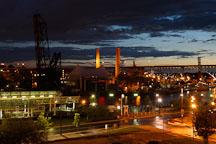 The Flats, Cleveland, Ohio, USA - Photo #4257