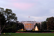 The White House. Washington, D.C., USA. - Photo #11057