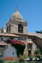 Carmel Mission. San Carlos Borromeo de Carmelo. Carmel, California, USA. - Photo #258