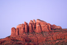 Cathedral Rock from the south. Sedona, Arizona. - Photo #17658