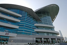 Hong Kong Convention and Exhibition Centre. Hong Kong, China. - Photo #14558