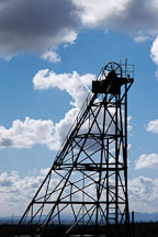Tower. Goldfield, Phoenix, Arizona, USA. - Photo #5558