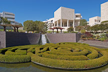Central Garden, Getty Center. Los Angeles, California, USA - Photo #8159