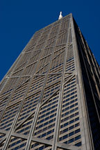 John Hancock Tower. Chicago, Illinois, USA. - Photo #10459