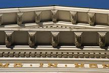 Cathedral Basilica of St. Joseph. San Jose, California, USA. - Photo #4863