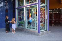 Billiard ball display at the Tech Museum. San Jose, California, USA. - Photo #4856