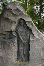 Lake View Cemetery. Cleveland, Ohio, USA - Photo #4224