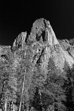 Sentinel Rock. Yosemite National Park, California, USA. - Photo #4644