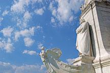 Christopher Columbus Memorial Fountain at Union Station. Washington, D.C., USA. - Photo #11206