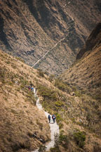 Inca trail. Peru. - Photo #9806