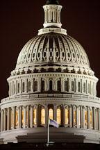 U.S. Capitol rotunda. Washington, D.C., USA. - Photo #11006