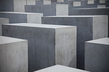 Memorial to the Murdered Jews of Europe. Berlin, Germany. - Photo #30360