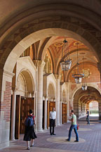 Royce Hall. University of California, Los Angeles, California, USA. - Photo #6360