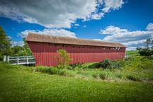 Imes Covered bridge. Madison County, Iowa. - Photo #32961