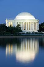 The Thomas Jefferson Memorial. Washington, D.C. - Photo #29261