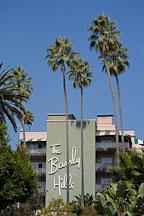 Beverly Hills Hotel. Beverly Hills, California, USA - Photo #7863