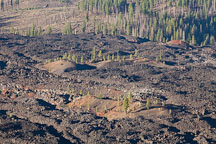 Fantastic lava beds. Lassen Volcanic National Park, California. - Photo #27163