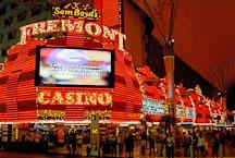 Fremont casino. Las Vegas, Nevada, USA. - Photo #13763