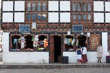 General shop in Paro, Bhutan. - Photo #24363