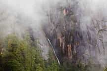 Shelkar Zar waterfall. Paro Valley, Bhutan. - Photo #24063